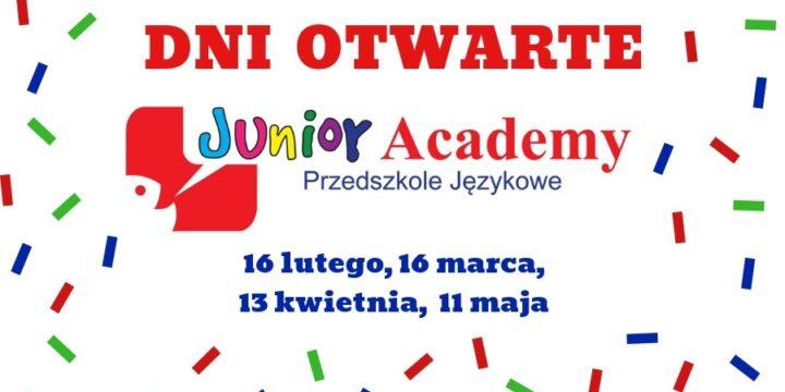 Dni otwarte Junior Academy